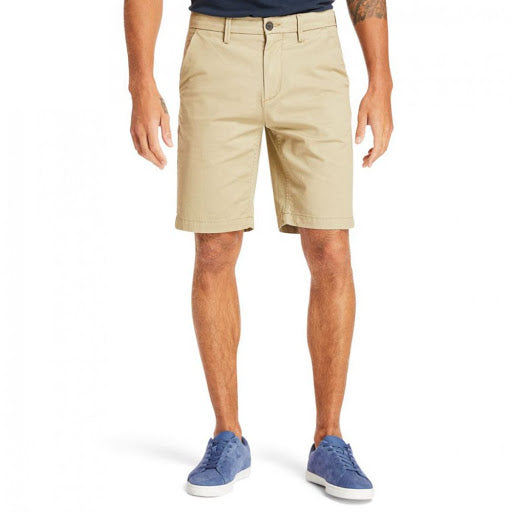 Timberland TB0A2DFM-269 Straight Chino Short Stretch BEIGE