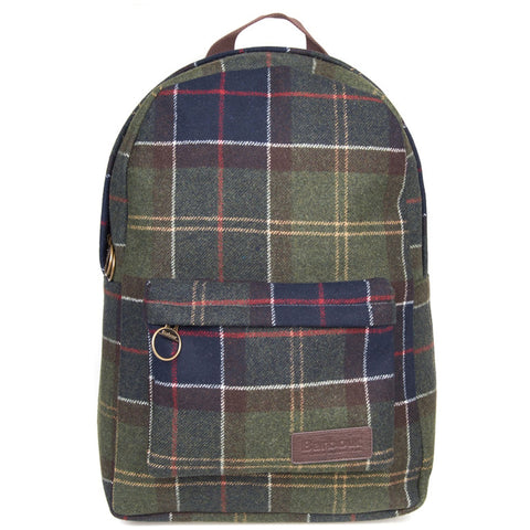 Barbour UBA0421-TN11 Tartan Backpack