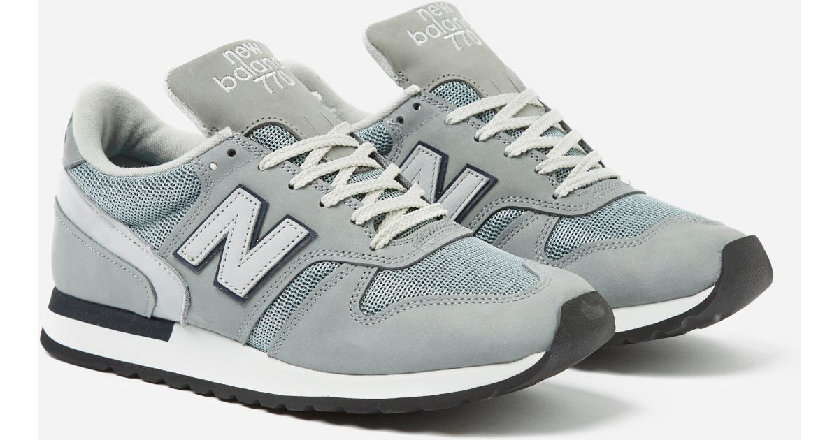 NEW BALANCE M770FA 35Th Anniversary Pack Limited Edition Made In England