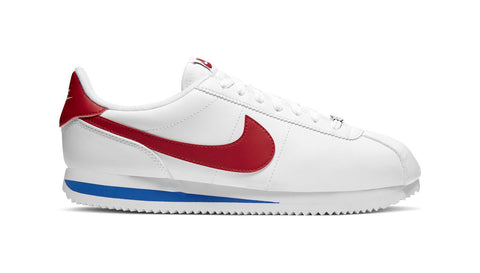 NIKE 919719-103 Cortez Basic Leather White Classic