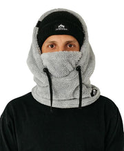 Balaclava - PLUSH GREY (Limited Edition)