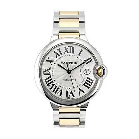 Ballon Bleu 42.1mm Roman Numerals with Date