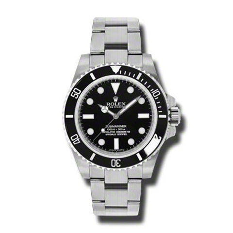 Submariner Steel No Date