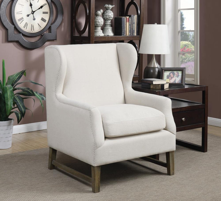G902490 Traditional Cream Accent Chair image