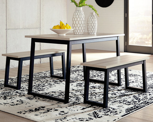 Waylowe Signature Design by Ashley Dining Table image