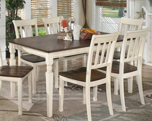 Whitesburg Signature Design by Ashley Dining Table image