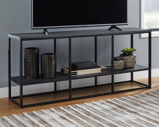 Yarlow Signature Design by Ashley Extra Large TV Stand image