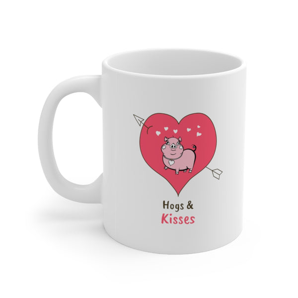 Hogs n Kisses Mug