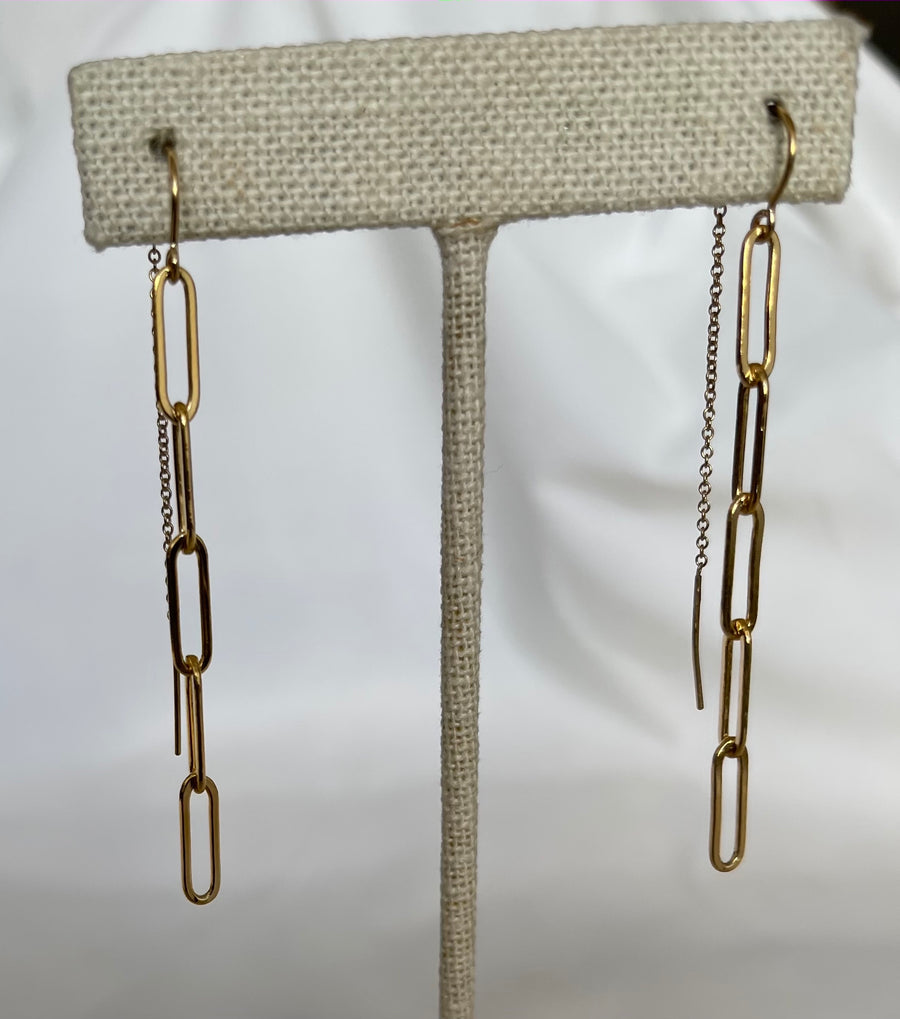 Ophelia Chain Link Threaders