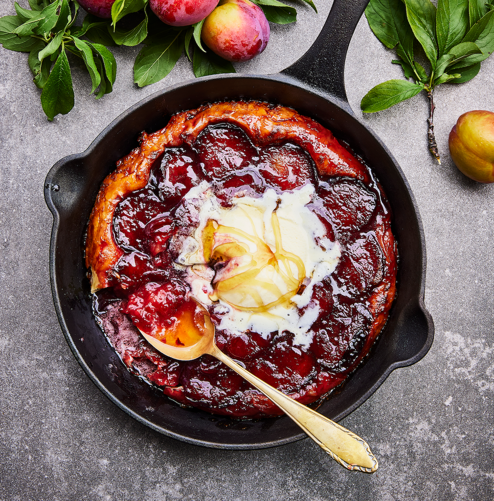 Making the most of this season's juicy plums