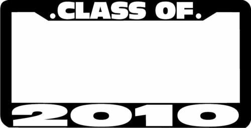 Class of 2010 License Plate Frame