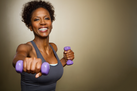 Menopause diet and exercise