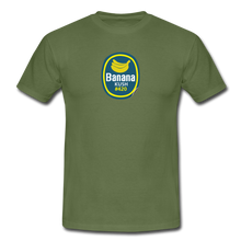 Load image into Gallery viewer, Banana Kush Unisex T-Shirt - military green