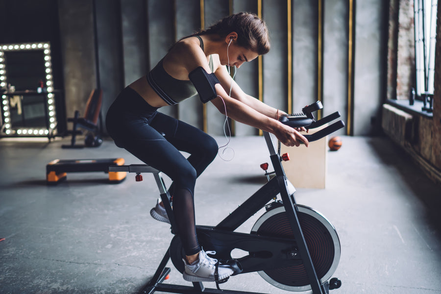 The Low-Impact Benefits of Your Stationary Bike