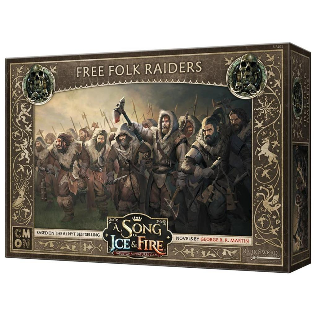 ASOIF: Free Folk Raiders