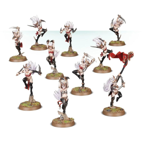 Daughters of Khaine Witch Aelves