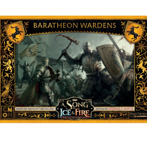 ASOIF - Baratheon Wardens
