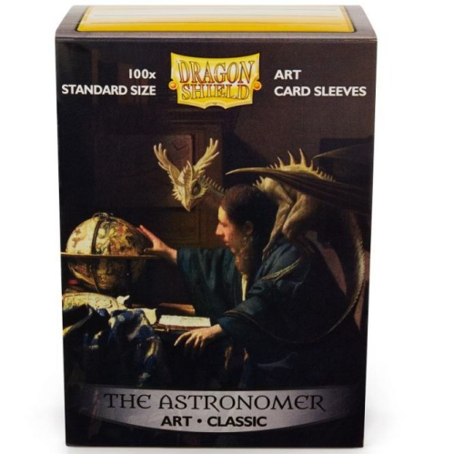 Dragon Shield The Astronomer (Standard size)