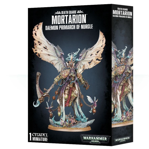 Mortarion Daemon Primarch Of Nurgle