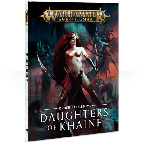 Battletome - Daughters of Khaine