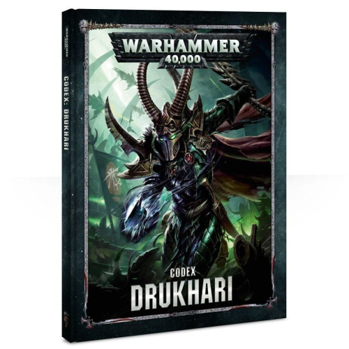 Drukhari Codex