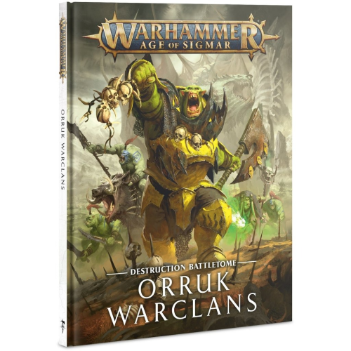 Battletome - Orruk Warclans