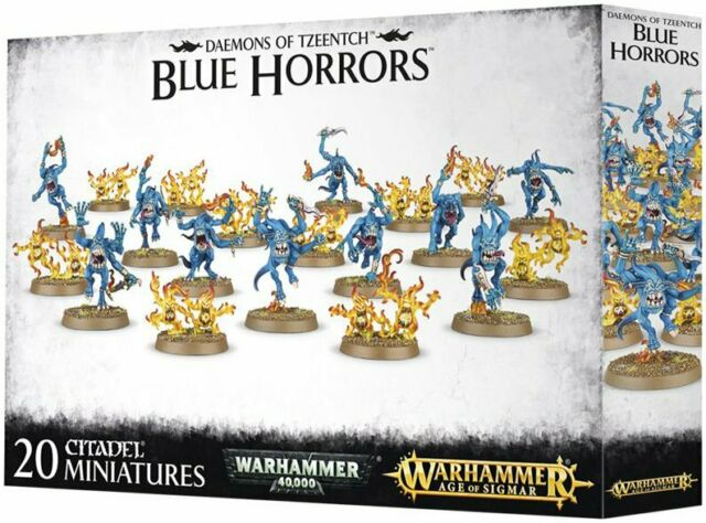 Daemons of Tzeentch - Horrors of Tzeentch