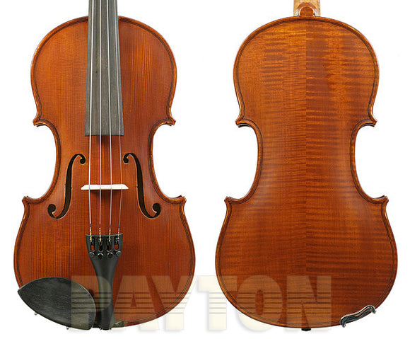 Gliga I Violin Outfit Dark Antique w/ Violino