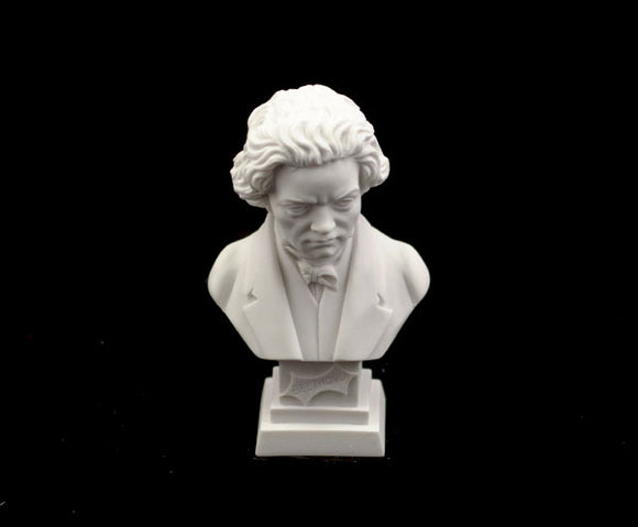 Composer Marble Busts