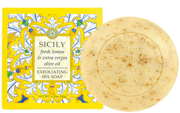SICILY—fresh lemon & extra virgin olive oil