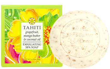 TAHITI—grapefruit, mango butter & coconut oil