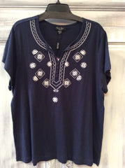 Tunic W Embroidery