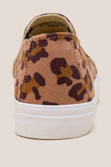 Leopard Slip on Shoe