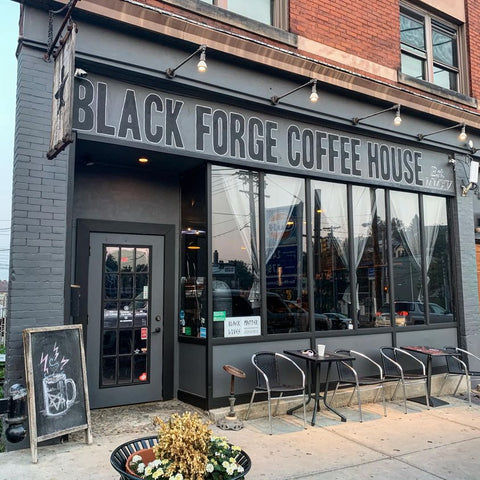 Black Forge Coffee Allentown Pittsburgh
