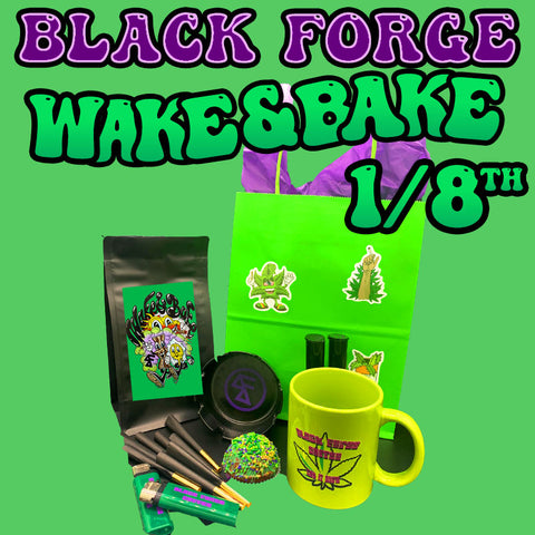 Wake & Bake 420 Box: 1/8