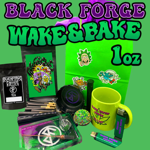 Wake & Bake 420 Box : 1oz