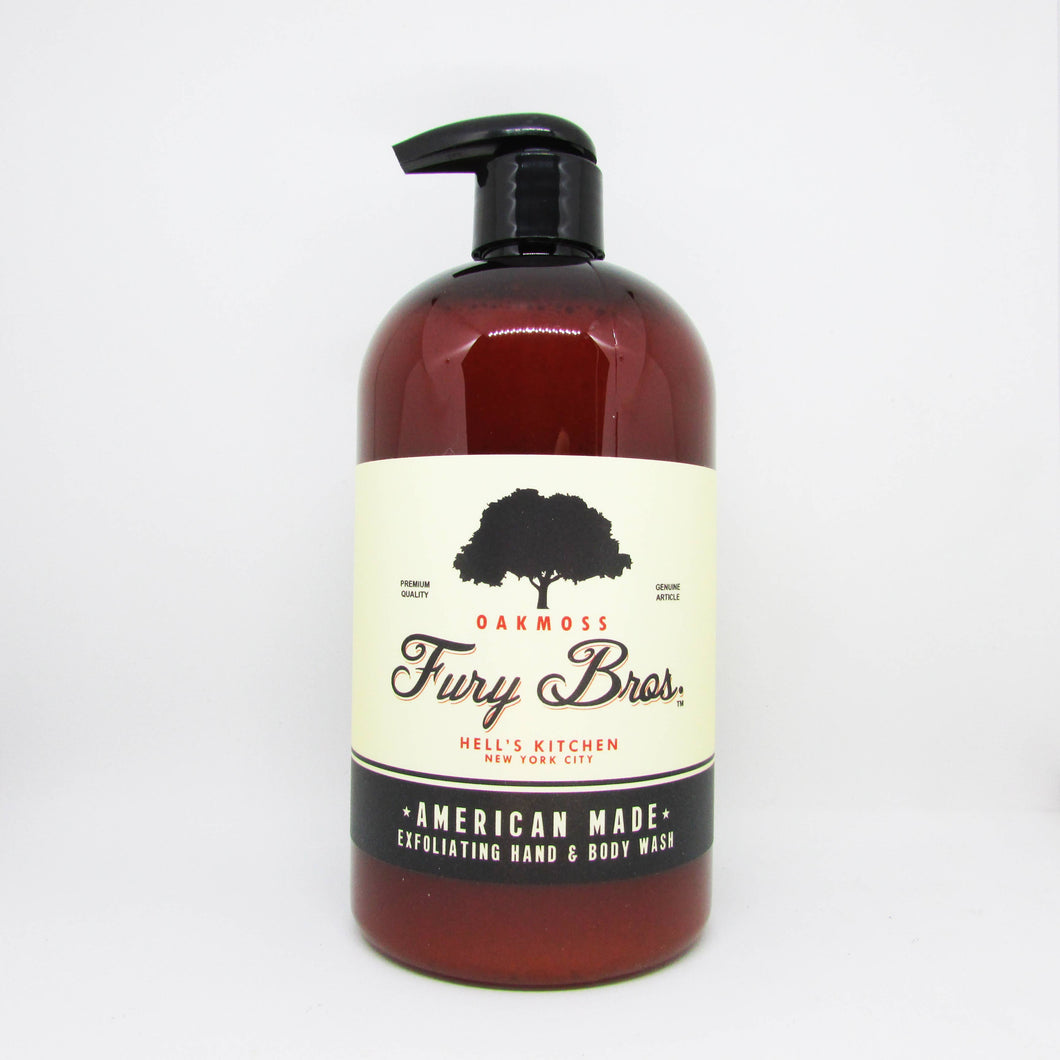 Oakmoss Hand & Body Wash 16 oz