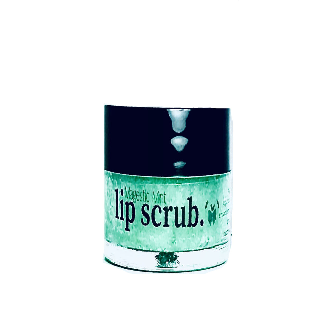 Lip Scrub - Majestic Mint