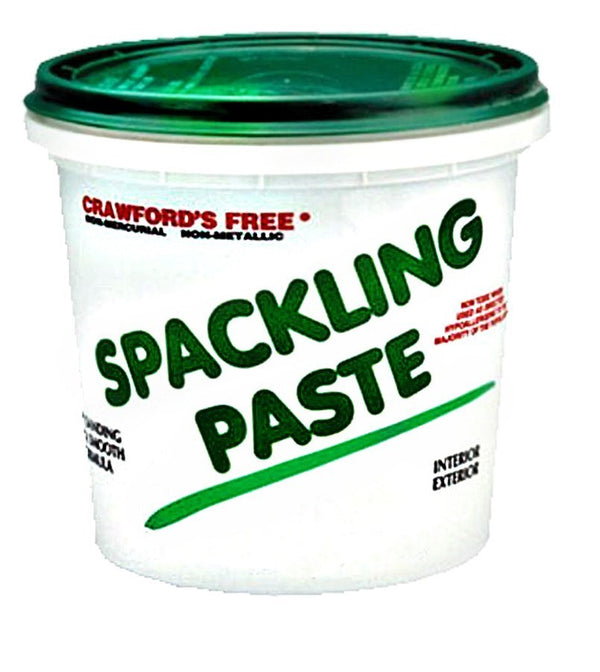 Crawford's 31904 QT Spackling Paste