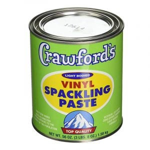 Crawford's QR Spackle (Metal)