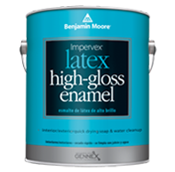 Impervex Latex High Gloss Metal and Wood Enamel 309