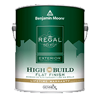 Regal Select Exterior High Build, Flat 400