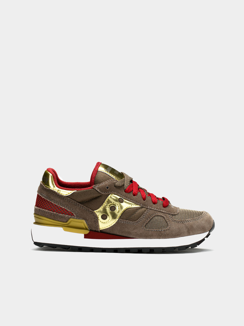 Saucony crocodile/gold
