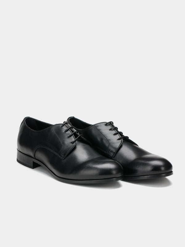 Derby in vitello nero