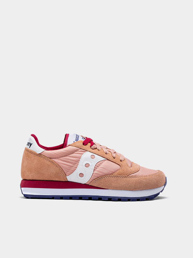Saucony pink/red