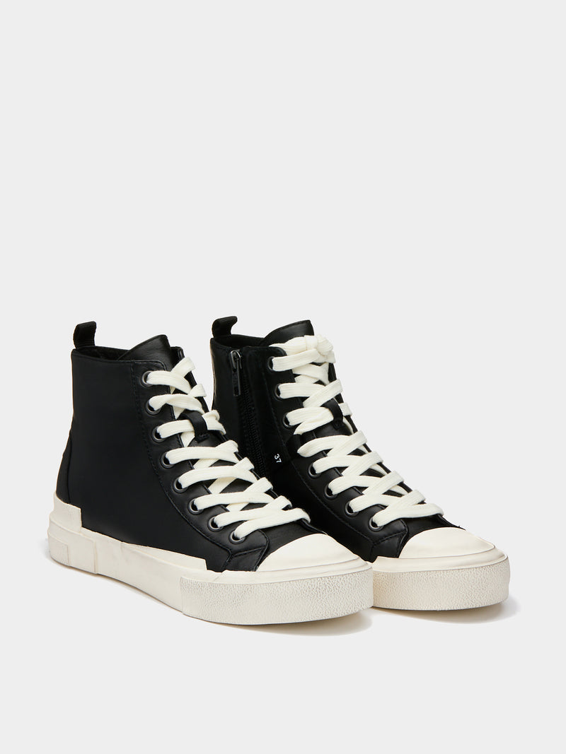 Sneaker high-top nera