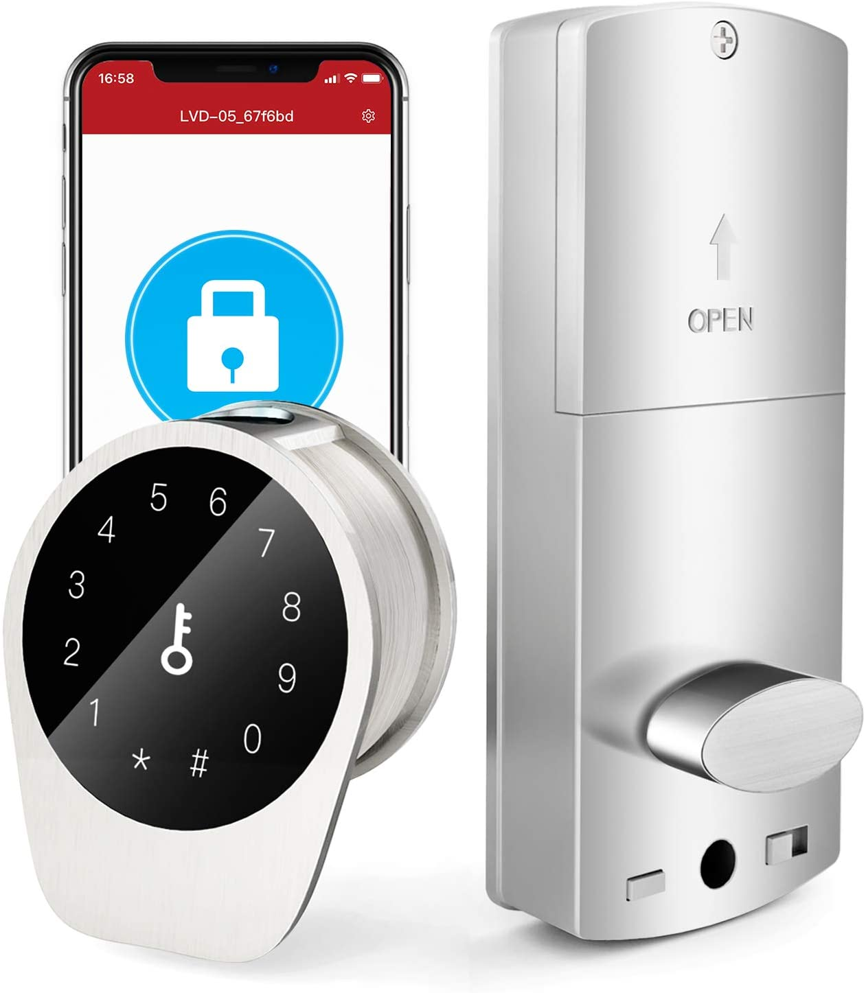 Lockly smartthings 2021