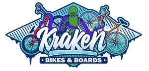 Kraken Bikes and Boards