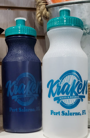 Kraken Water Bottles