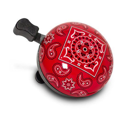 Nutcase Red Bandana Bell